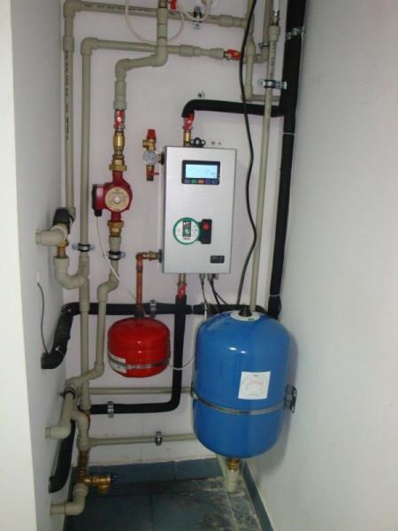 montaż instalacji gazowych